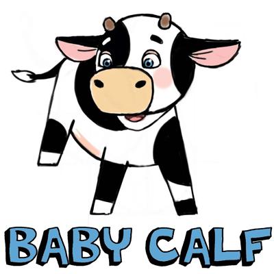 Baby Calf PNG - 138796