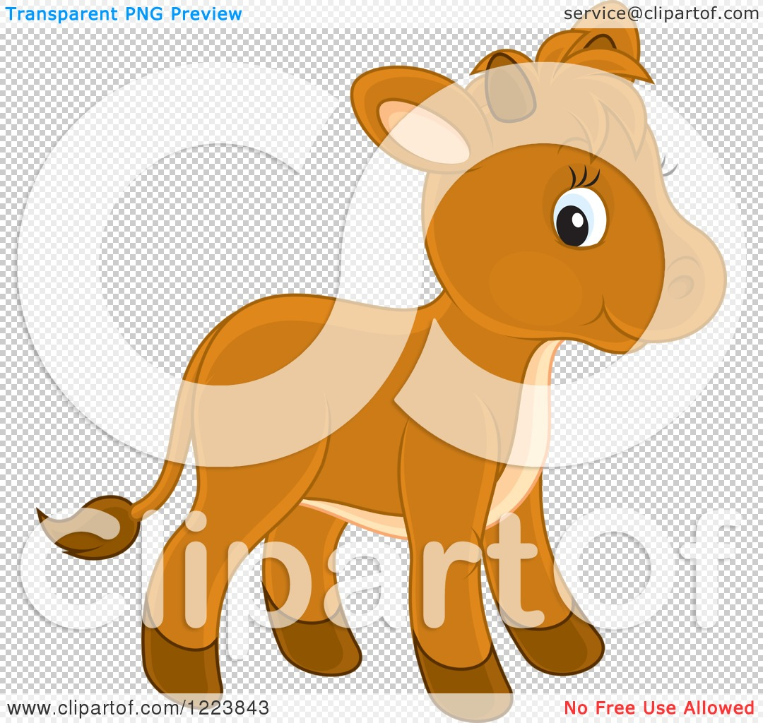 Baby Calf PNG - 138793