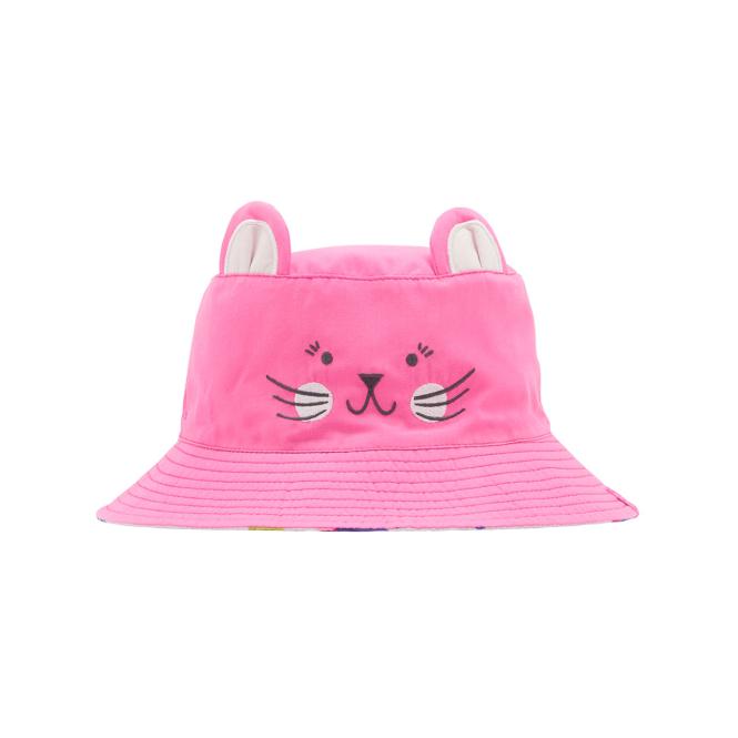 Joules Baby Girl Sun Hat Mouse BabyHattie - Baby Cap PNG