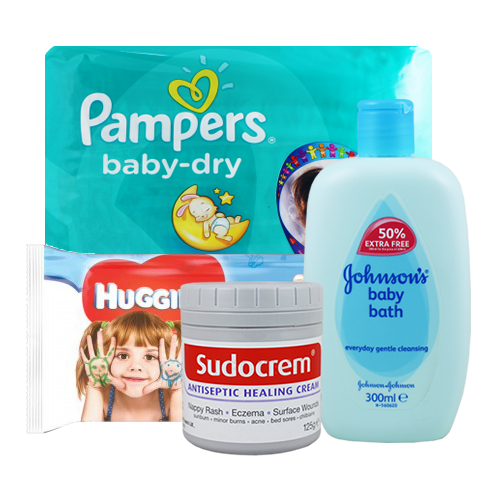 Baby Care Products PNG
