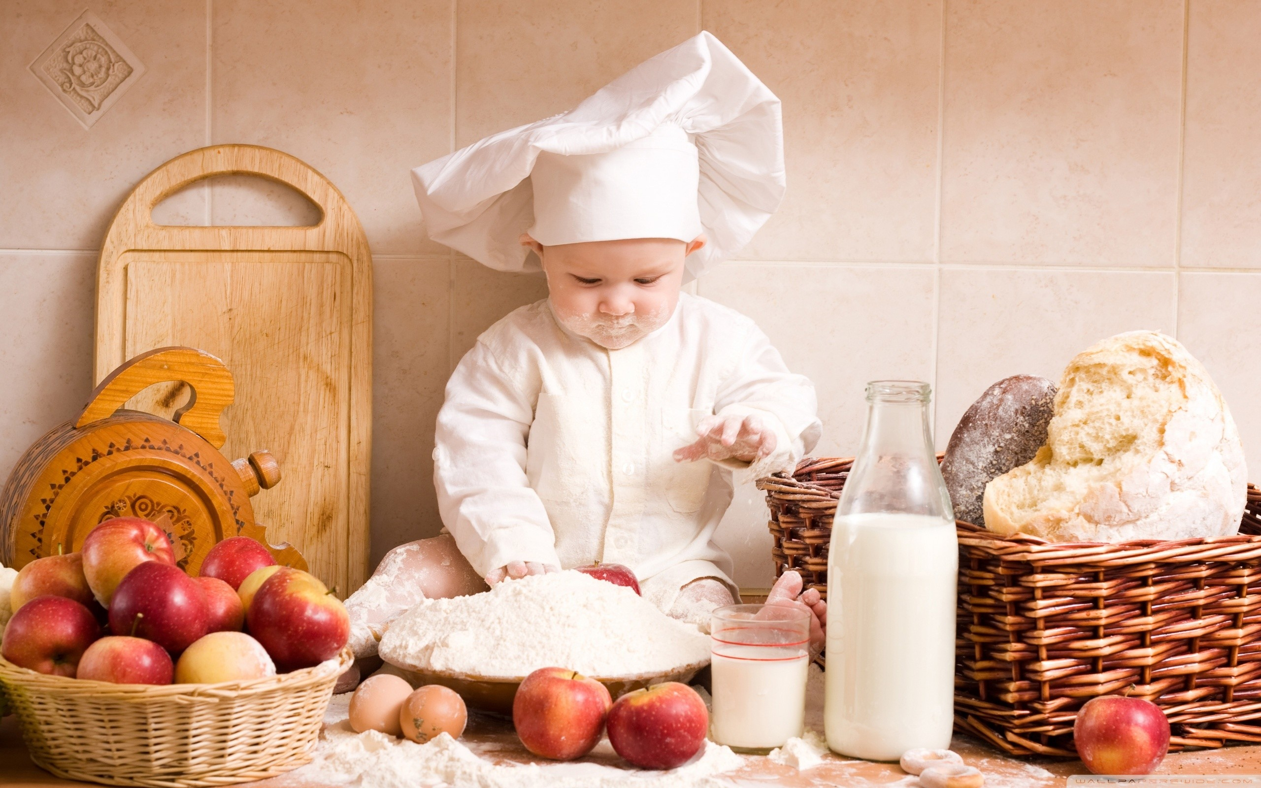 Baby Chef PNG - 149343