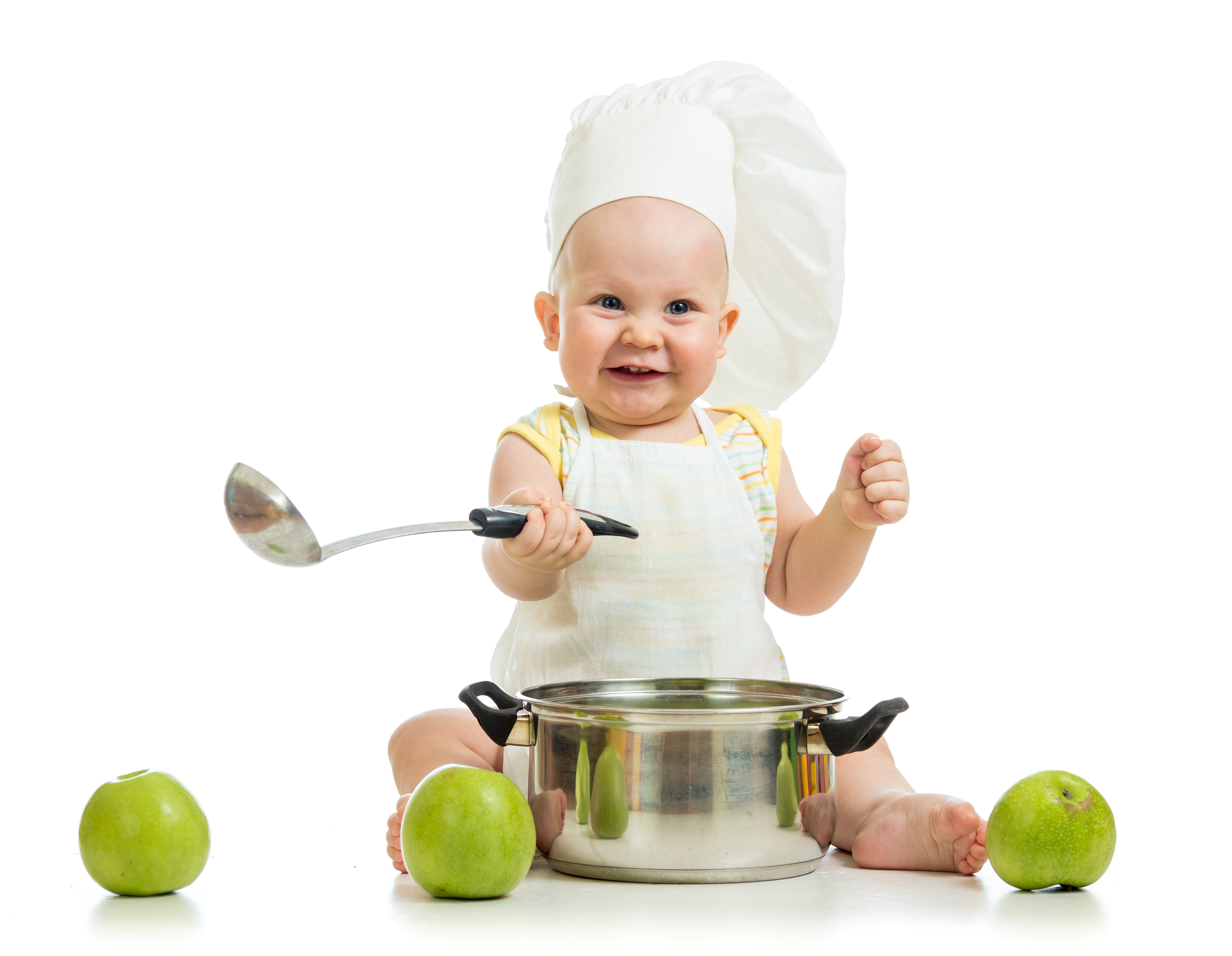 . PlusPng.com baby chef - Baby Chef PNG