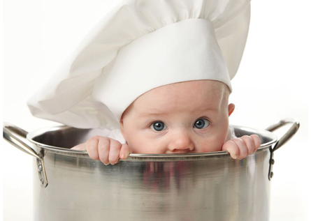 Baby Chef PNG - 149351