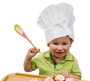 Find out more - Baby Chef PNG