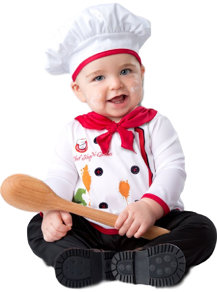 Baby Chef PNG - 149340