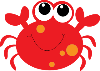 Cute Baby Crab Clipart #1 - Baby Crab PNG