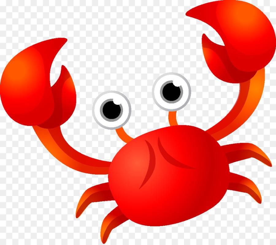 Flower crab Clip art - BABY SHARK - Baby Crab PNG