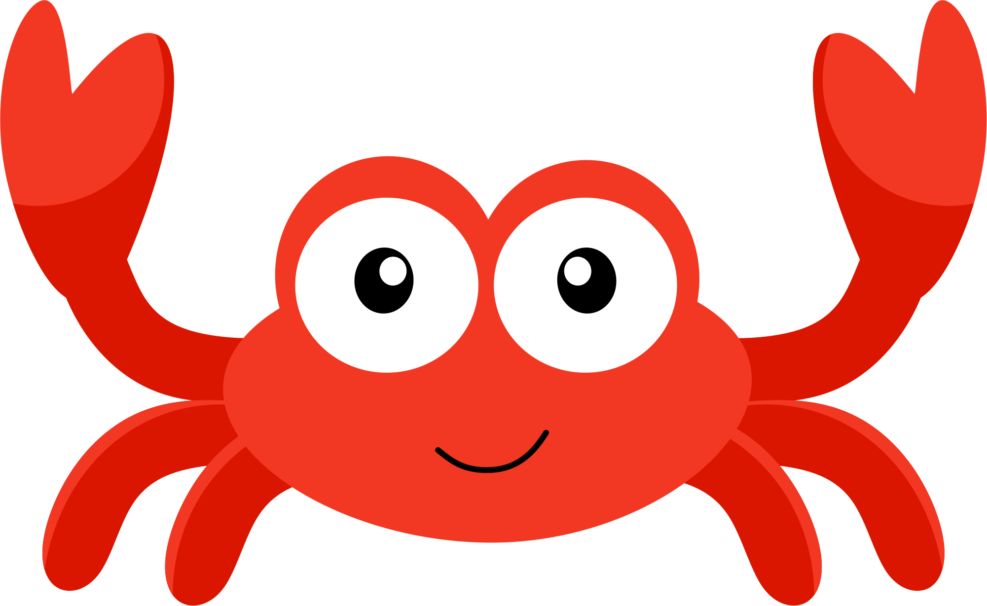 Resultado de imagem para clipart caranguejo - Baby Crab PNG