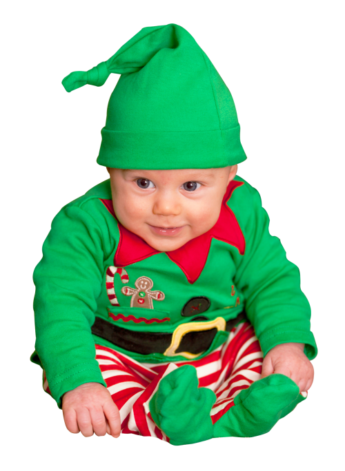 Baby Transparent PNG Image - Baby Elf PNG