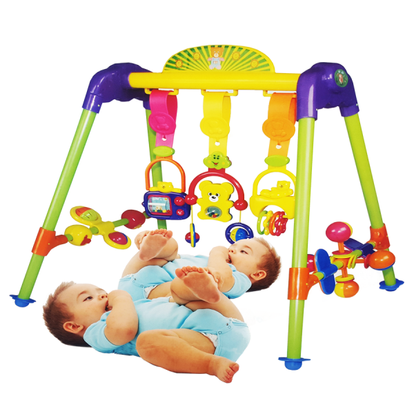 Baby Gym PNG-PlusPNG.com-600 - Baby Gym PNG