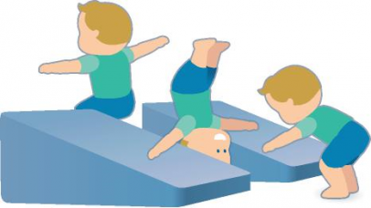 Baby Gym Clipart - Baby Gym PNG