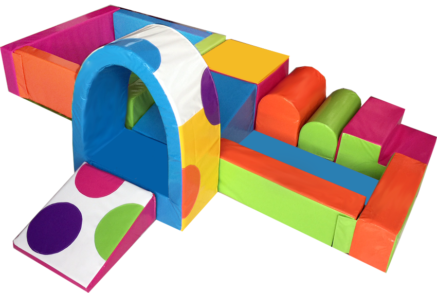 Baby Gym Dots - Baby Gym PNG