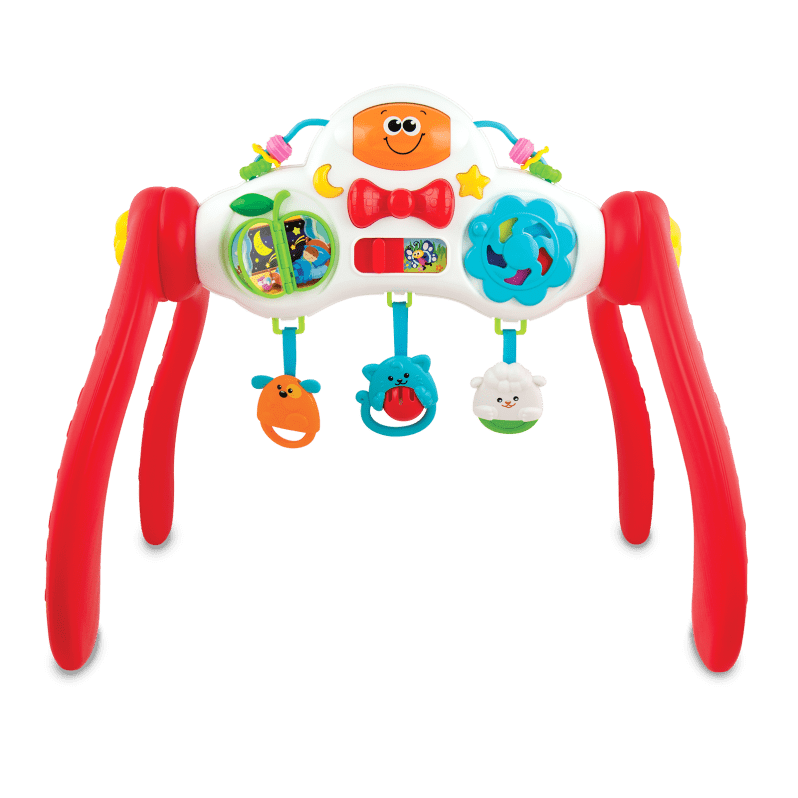 Grow-with-Me Melody Gym - Baby Gym PNG