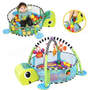 Image Is Loading Infant-Toddler-Baby-Play-Set-Activity-Gym-Playmat- - Baby Gym PNG