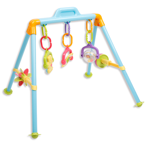 Red Box Activity Play Gym - Baby Gym PNG