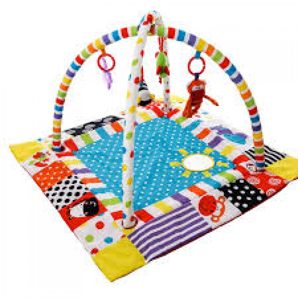 Redkite Play Gym Baby Zoo - Baby Gym PNG