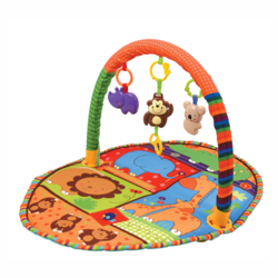 Shears Baby Play Gym Animals 9625 - Baby Gym PNG