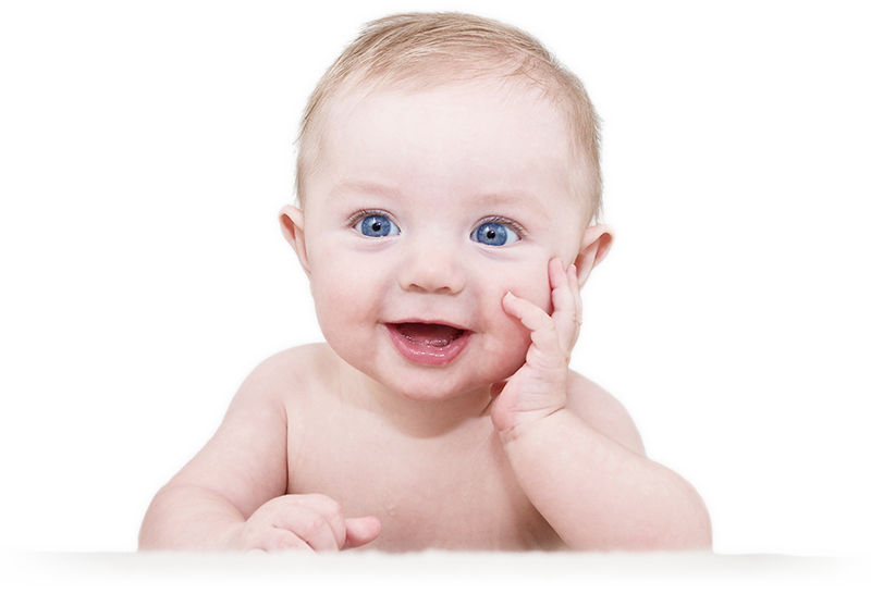 Peek a Boo Baby - Baby HD PNG