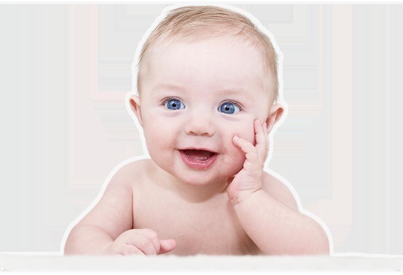 Peek a Boo Baby - Baby HD PNG