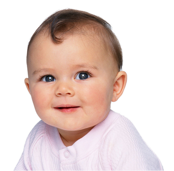 Peel a Boo Baby - Baby HD PNG