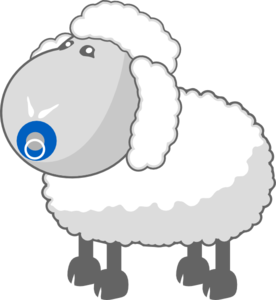 Baby Lamb PNG - 46756