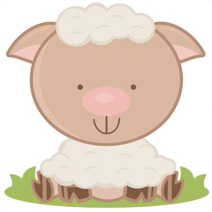 Baby Lamb SVG cutting file for scrapbooking free svg cuts free svg files baby  lamb svg cut file - Baby Lamb PNG