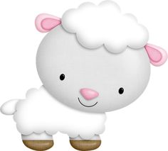Photo by @kammytroquinhas - Minus | CUMPLE DE LA GRANJA | Pinterest | Baby  lamb, Clip art and Lambs - Baby Lamb PNG
