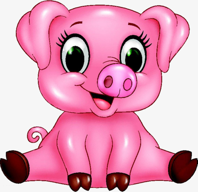 Baby Pig PNG HD - 129644