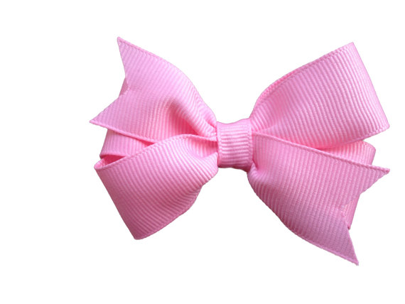 Like this item? - Baby Pink Bow PNG