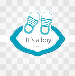 baby blue seamless background vector, Seamless Background, Baby Product, Baby  Shoes PNG and - Baby Shoes For Boys PNG