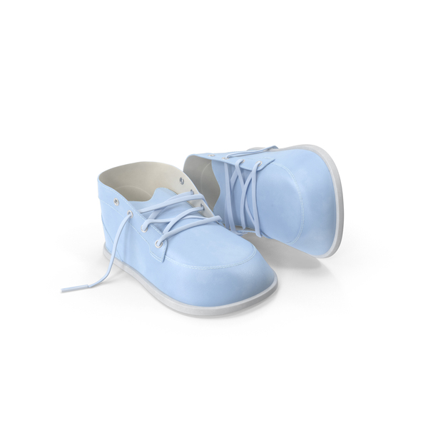 Blue Baby Shoes PNG u0026 PSD - Baby Shoes For Boys PNG