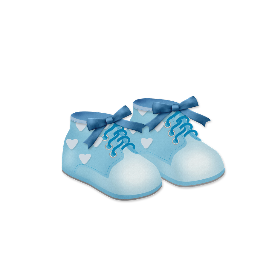 Baby Shoes For Boys PNG