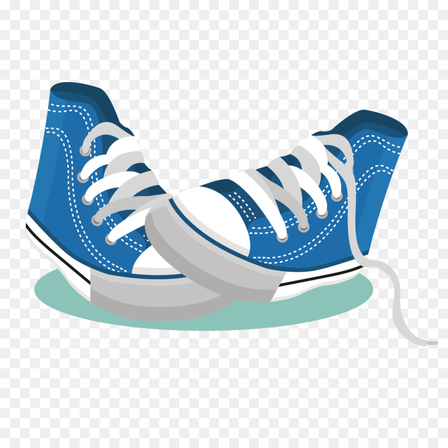 Shoelaces Infant Sneakers - Vector Baby Shoes - Baby Shoes For Boys PNG