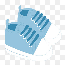 vector blue shoes, Boy, Toddler Shoes, Baby Boy PNG and Vector - Baby Shoes For Boys PNG