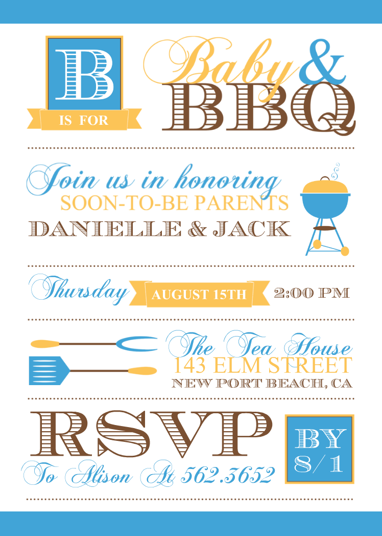 Baby Shower Bbq PNG Transparent Baby Shower Bbq.PNG Images. | PlusPNG