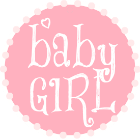 Free Baby Shower Clip Art - Baby Shower Its A Girl PNG