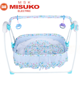 Indian baby sleep swing cribs electric swing baby cradle bed - Baby Sleeping In Crib PNG