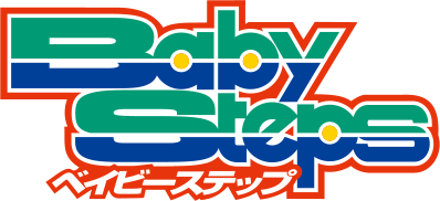 Baby Steps (ベイビーステップ Beibi Suteppu) is a Japanese manga series by Kachiki  Hikaru. It was first serialized in the weekly Japanese manga magazine PlusPng.com  - Baby Step PNG