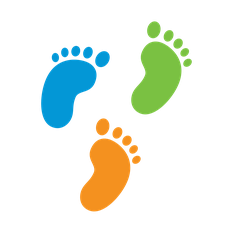 Baby Steps Health Centre logo - Baby Step PNG