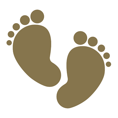 Baby Steps PNG Transparent Image - Baby Step PNG