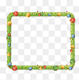 green vivid video borders, Video Borders, Green, Vivid PNG and Vector - Baby Toys PNG Borders