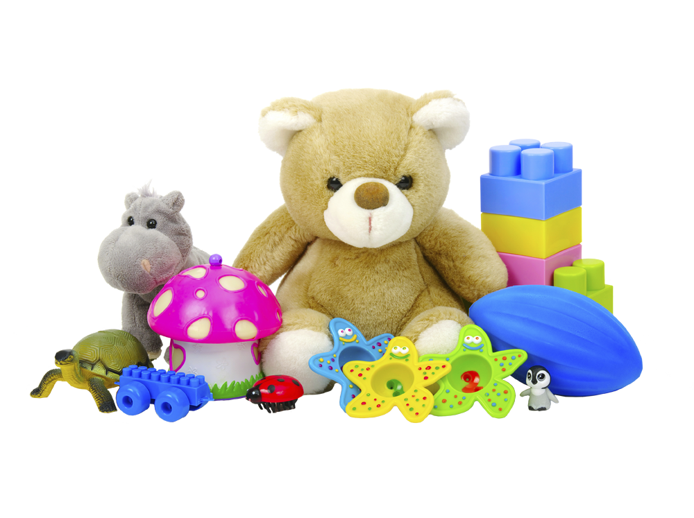 Toy Transparent Background - Baby Toys PNG Borders