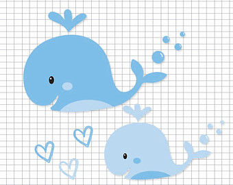 Baby Whale PNG - 53775