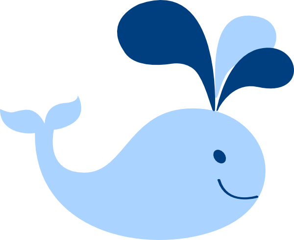 Baby Whale PNG - 53779