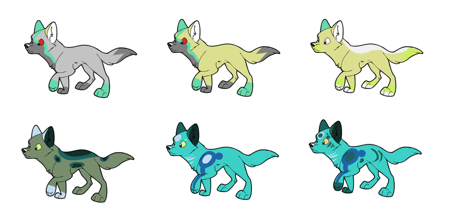 Baby Wolf for 1Adopts1 by kith-cath-adopt PlusPng.com  - Baby Wolf PNG