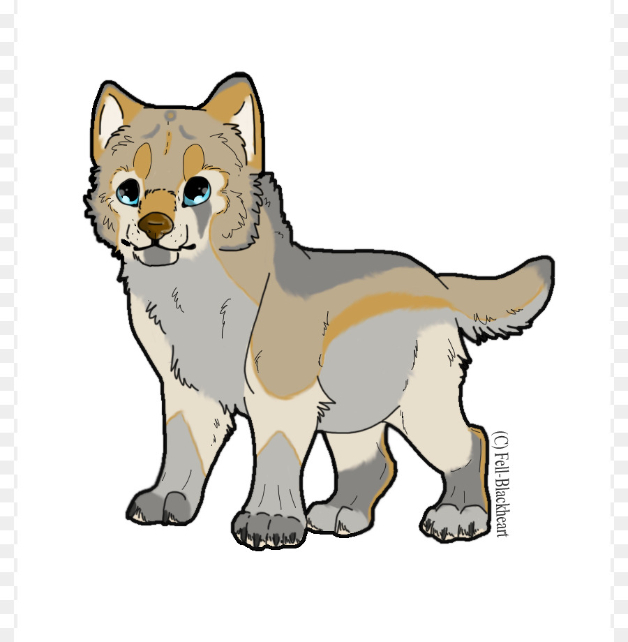 Dog Puppy Baby Wolf Clip art - Picture Of Pup - Baby Wolf PNG