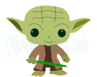 Yoda Clipart - Baby Yoda PNG