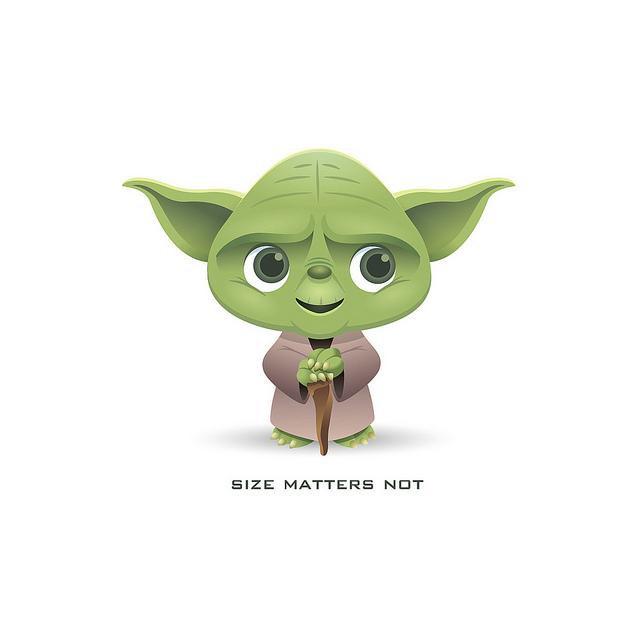 Yoda Head Vector Yoda Clipart Clipart Kid - Baby Yoda PNG