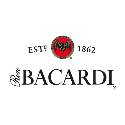Bacardi EST vector logo - Bacardi Limited Vector PNG