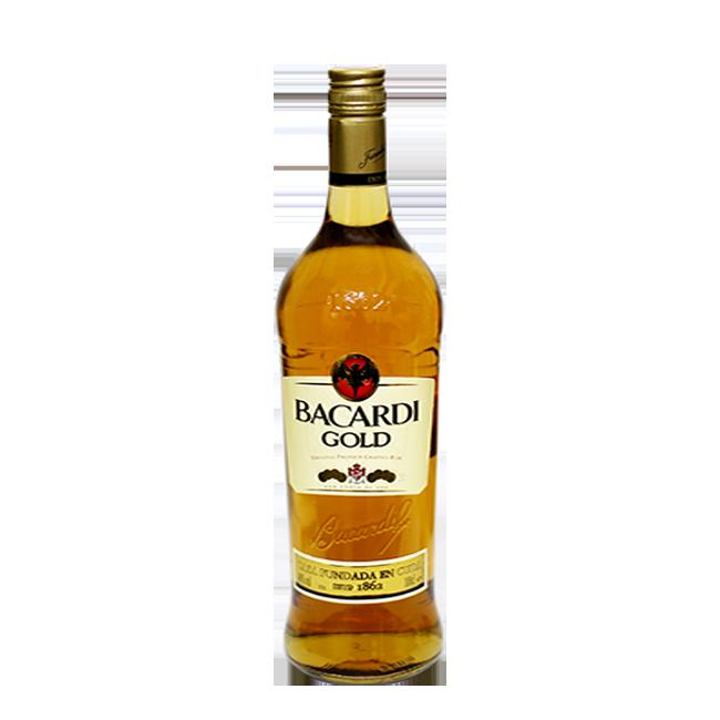 Bacardi Gold - Bacardi PNG